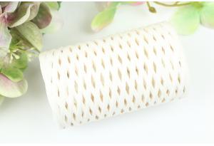 Рафия декоративная, 3 мм, 50 гр, 90 м, белая