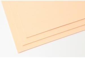 Фоамиран 20 x 30 см, толщина 2 мм, персиковый