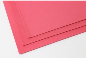 Фоамиран 20 x 30 см, толщина 2 мм, красный