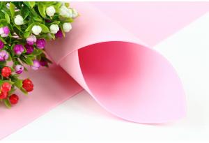 Фоамиран 50 x 50 см, толщина 1 мм, светло-розовый