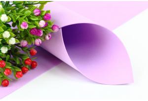 Фоамиран 50 x 50 см, толщина 1 мм, лиловый