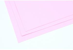 Фоамиран 20 x 30 см, толщина 1 мм, светло-розовый