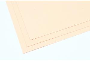 Фоамиран 20 x 30 см, толщина 1 мм, светло-персиковый