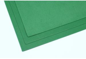 Фоамиран 20 x 30 см, толщина 1 мм, темно-зеленый