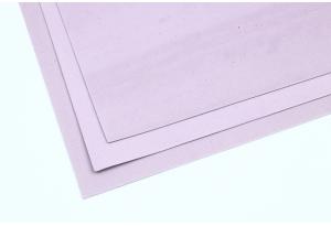 Фоамиран 20 x 30 см, толщина 1 мм, светло-серый