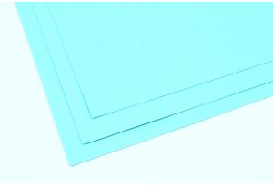 Фоамиран 20 x 30 см, толщина 1 мм, тиффани