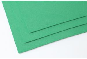 Фоамиран 20 x 30 см, толщина 2 мм, зеленый
