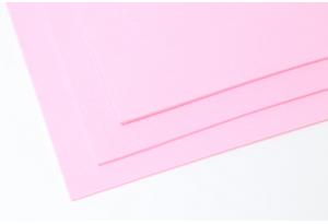 Фоамиран 20 x 30 см, толщина 2 мм, розовый