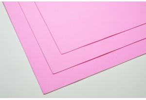 Фоамиран 20 х 30 см, толщина 1 мм, розовый