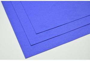 Фоамиран 20 х 30 см, толщина 1 мм, темно-синий
