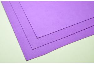 Фоамиран 20 х 30 см, толщина 1 мм, фиолетовый