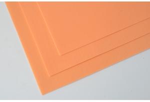 Фоамиран 20 x 30 см, толщина 1 мм, персиковый
