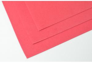 Фоамиран 20 x 30 см, толщина 1 мм, красный
