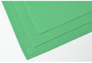 Фоамиран 20 x 30 см, толщина 1 мм, зеленый