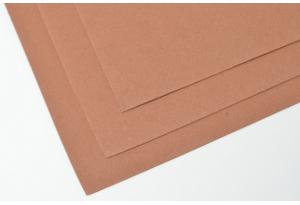 Фоамиран 20 x 30 см, толщина 1 мм, коричневый