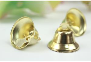 Колокольчик декоративный, 21 мм, золотой