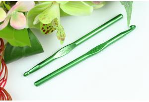 Крючок для вязания, алюминиевый, 7.0 мм
