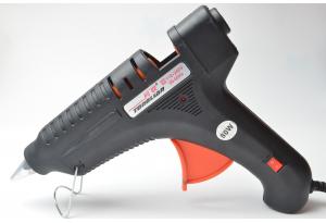 Клеевой пистолет, 11 мм 100 Вт. С выключателем и индикатором