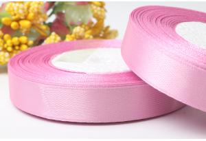 Атласная лента 1.2 см, розово-лиловая, 169