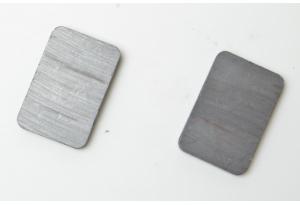 Магнит ферритовый, прямоугольный 30x20x3 мм