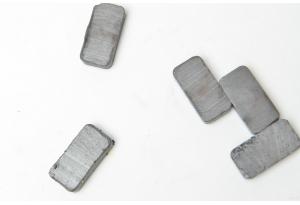 Магнит ферритовый, прямоугольный 20x10x4 мм