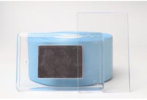 Заготовка-магнит на холодильник, акриловый 77x52 мм