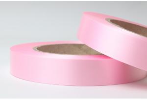 Полипропиленовая лента 2 см, розовая