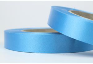 Полипропиленовая лента 2 см, синяя