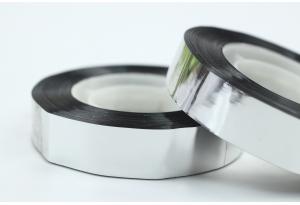 Скотч декоративный 12 мм, серебро