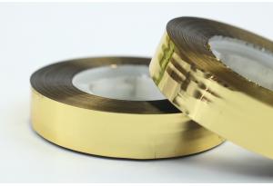 Скотч декоративный 12 мм, золото